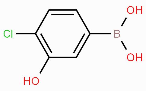 4-Chloro-3-hydroxyphenylboronic acid