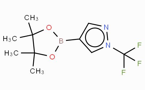 1-(trifluoromethyl)-1H-pyrazole-4-boronic acid, pinacol ester