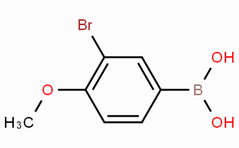 3-Bromo-4-methoxyphenylboronic acid
