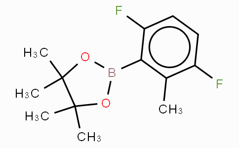 2,5-Difluoro-6-methylbenzeneboronic acid, pinacol ester