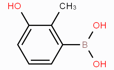 3-Hydroxy-2-methylphenylboronic acid