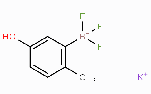 Potassium (5-hydroxy-2-methylphenyl)trifluoroborate