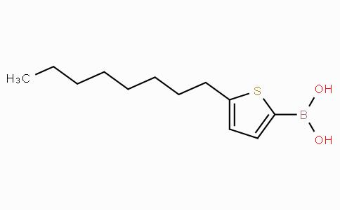 5-n-Octylthiophene-2-boronic acid