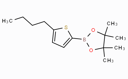 2-(5-butylthiophen-2-yl)-4,4,5,5-tetramethyl-1,3,2-dioxaborolane
