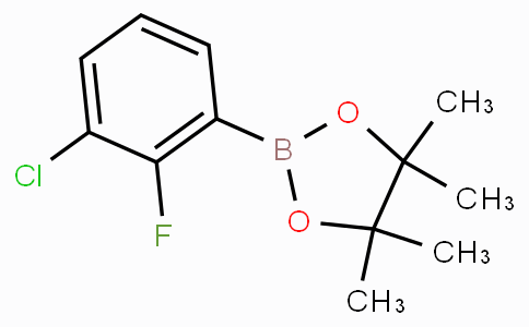 3-Chloro-2-fluorobenzeneboronic acid pinacol ester