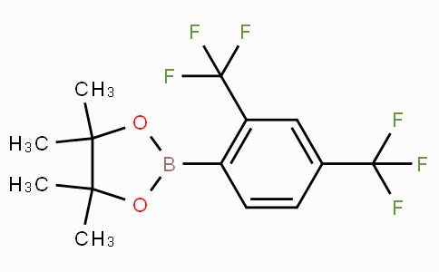 2,4-双(三氟甲基)苯硼酸频哪醇酯,96%