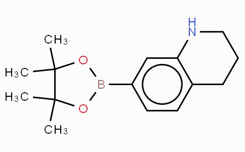 7-(4,4,5,5-tetramethyl-1,3,2-dioxaborolan-2-yl)-1,,3,4-trahydroquinoline