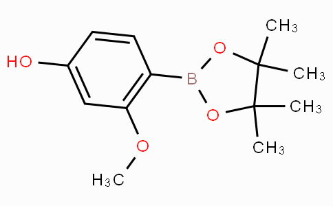 4-Hydroxy-2-methoxyphenylboronic acid pinacol ester