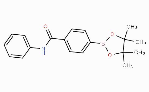 4-(Phenylaminocarbonyl)benzeneboronic acid pinacol ester