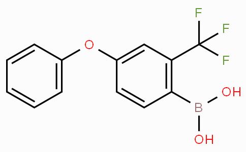 4-Phenoxy-2-(trifluoromethyl)phenylboronic acid