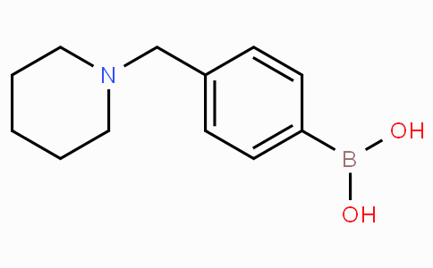 4-(Piperidin-1-ylmethyl)phenylboronic acid