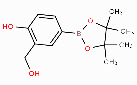 2-Hydroxy-5-(4,4,5,5-tetramethyl-1,3,2-dioxaborolan-2-yl)-benzenemethanol