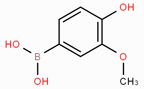 4-Hydroxy-3-methoxyphenylboronic acid