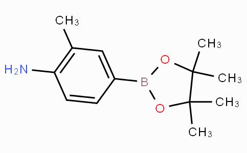 2-Methyl-4-(4,4,5,5-tetramethyl-1,3,2-dioxaborolan-2-yl)aniline