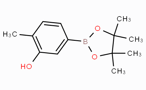 2-Methyl-5-(4,4,5,5-tetramethyl-1,3,2-dioxaborolan-2-yl)phenol