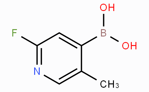 2-Fluoro-5-methylpyridine-4-boronic acid