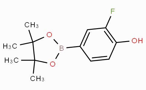 2-Fluoro-4-(4,4,5,5-tetramethyl-1,3,2-dioxaborolan-2-yl)phenol