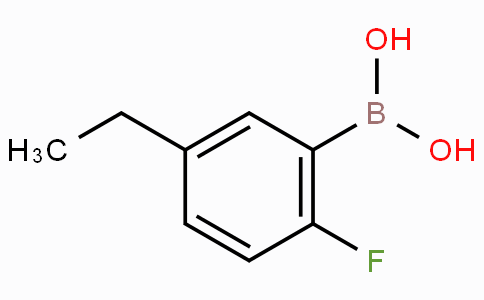5-Ethyl-2-fluorophenylboronic acid