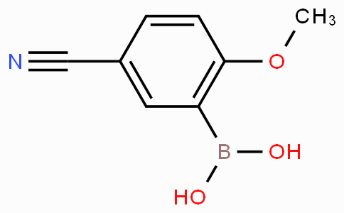 5-Cyano-2-methoxyphenylboronic acid