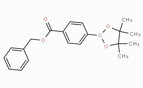 4-Benzyloxycarbonylphenylboronic acid pinacol ester