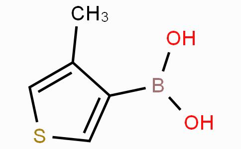 4-Methyl-3-thiopheneboronic acid