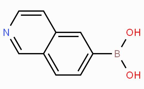 6-Isoquinolinyl-boronic acid