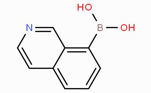 8-isoquinolinyl-boronic acid