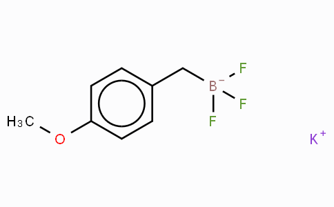 Potassium trifluoro(4-methoxybenzyl)borate