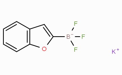 Potassium benzofuran-2-yltrifluoroborate