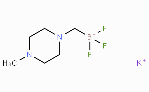 Potassium trifluoro[(4-methylpiperazin-1-yl)methyl]borate