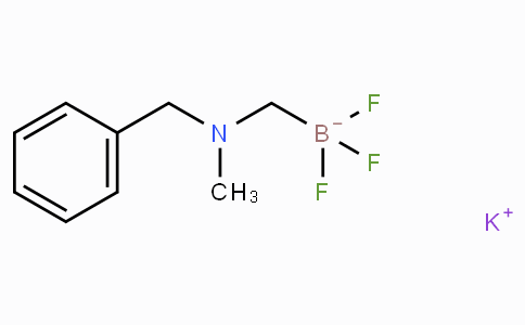 Potassium ((benzyl(methyl)amino)methyl)trifluoroborate