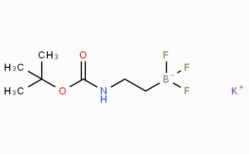 Potassium [2-(tert-butoxycarbonylamino)ethyl]trifluoroborate