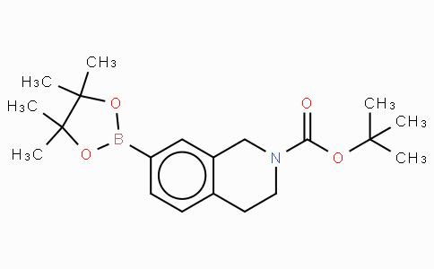 2-N-Boc-7-BPin-1,2,3,4-tetrahydroisoquinoline