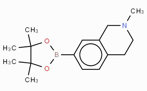 2-N-Me-7-BPin-1,2,3,4-tetrahydroisoquinoline