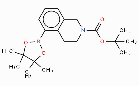 2-N-Boc-5-BPin-1,2,3,4-tetrahydroisoquinoline
