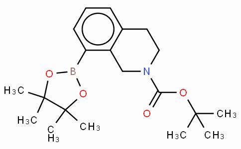 2-N-Boc-8-BPin-1,2,3,4-tetrahydroisoquinoline