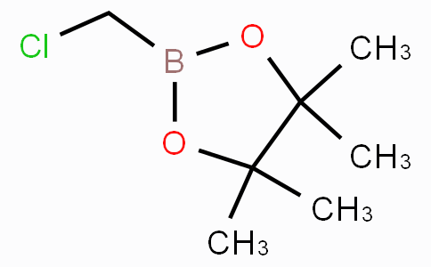 2-(Chloromethyl)-4,4,5,5-tetramethyl-1,3,2-dioxaborolane