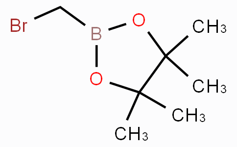 2-(Bromomethyl)-4,4,5,5-tetramethyl-1,3,2-dioxaborolane