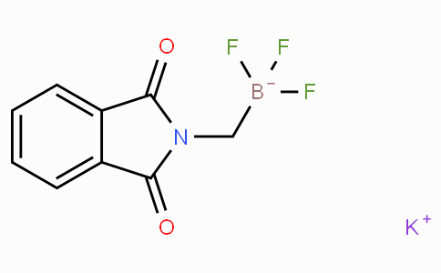Potassium ((1,3-dioxoisoindolin-2-yl)methyl)trifluoroborate