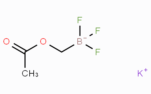 Potassium (acetoxymethyl)trifluoroborate
