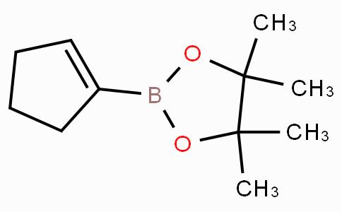 1-Cyclopentenylboronic acid pinacol ester