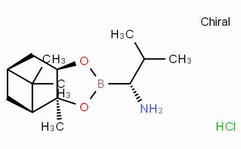 (R)-BoroVal-(+)-Pinanediol-HCl