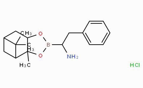 (S)-BoroPhe-(-)-Pinanediol-HCl
