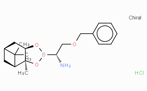 (R)-BoroSer(Bzl)-(+)-Pinanediol-HCl