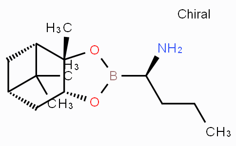(R)-BoroAbu-(+)-Pinanediol