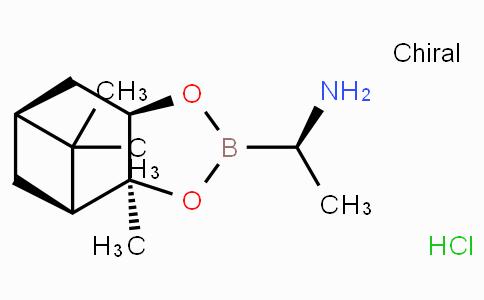 (R)-BoroAla-(+)-Pinanediol-HCl