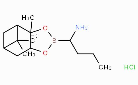 (R)-BoroNva-(+)-Pinanediol-HCl