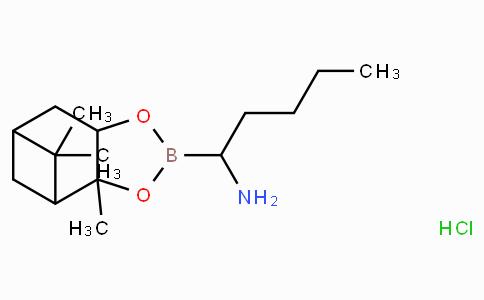 (R)-BoroNle-(+)-Pinanediol-HCl