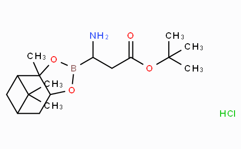 Boro-Asp(OtBu)-(+)-Pinanediol-HCl