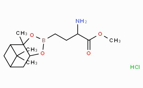 Boro-(Abu-OMe)-(+)-Pinanediol-HCl